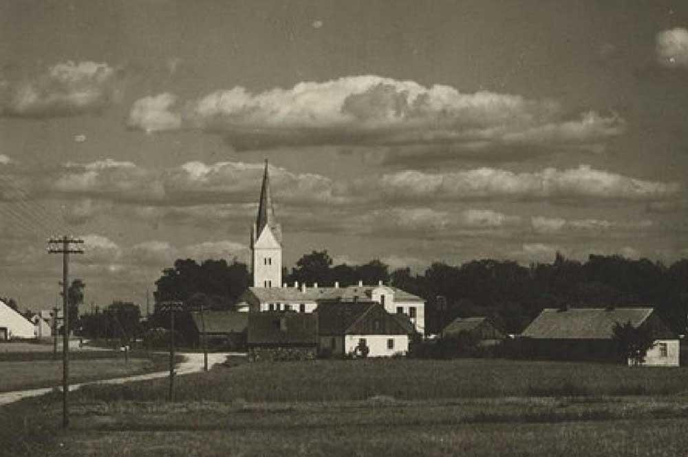 Baznīca celta 1689. gadā