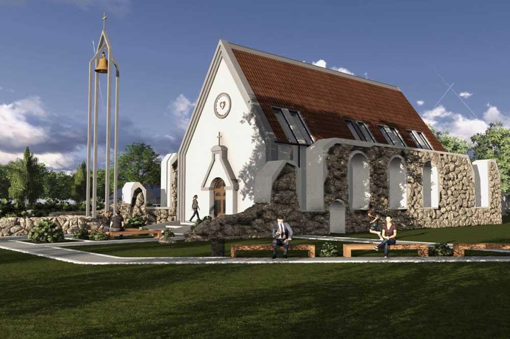 Džūkstes baznīca